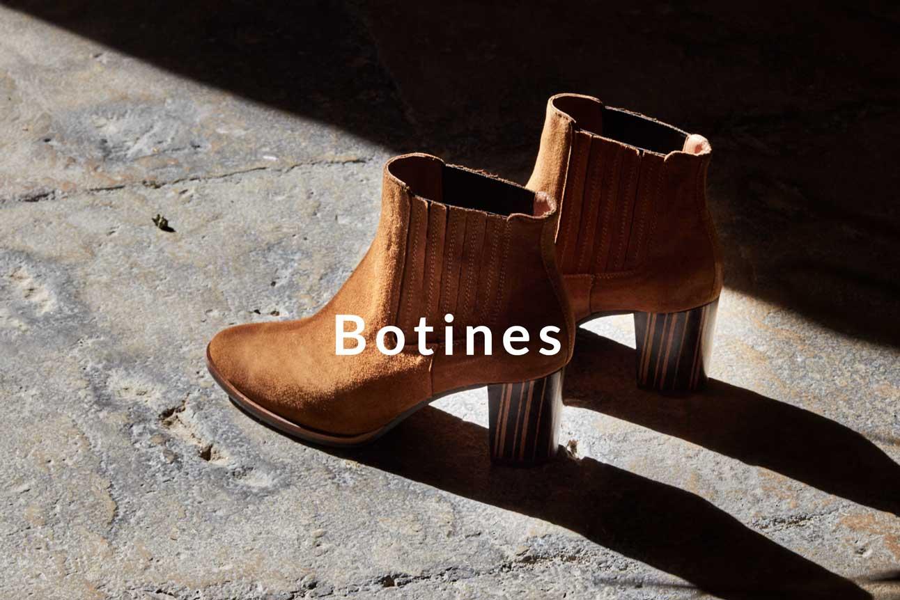 botines hobby